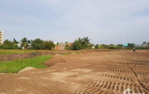 Cần bán gấp đất mặt tiền ở TP Tân An , Long An