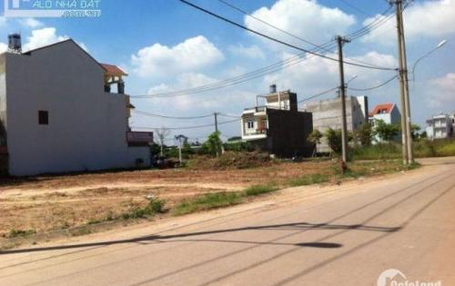 Kẹt Tiền bán gấp 2 lô đất đường Hùng Vương, p2, Tân an, giá 400tr/nền