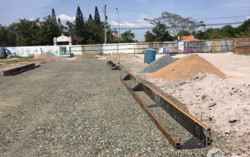 Cần bán lô đất 500m2 tại Hội Bài - Châu Pha, Cảng Cái Mép-Thị Vải ở Phú Mỹ, giá chỉ 2,1 triệu/m2