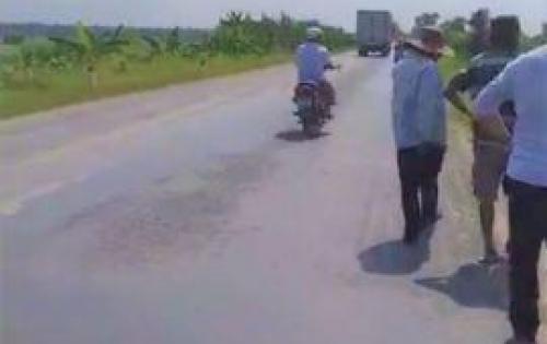 Bán 12ha (12 mẫu) đất mặt tiền quốc lộ N2 thuộc thị trấn Tân Thạnh, tỉnh Long An