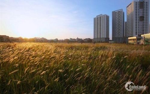 Bán đất mặt tiền16M ngõ An Dương Vương – Tây Hồ giá 8 tỷ