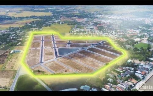 Cơ hội vàng với 600 triệu để sở hữu đất dự án Tây Nam Golden Land Center City trung tâm Thủ Thừa