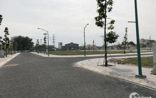 Khu Dân Cư Lộc Hưng Thịnh, chỉ 750tr sở hữu 1 nền đất 60m2, tc 100%, sổ riêng