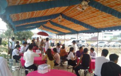Dự Án Khu Dân cư Bình Chuẩn cách ngã tư Bình Chuẩn 300m về phí Tây Phước Khánh
