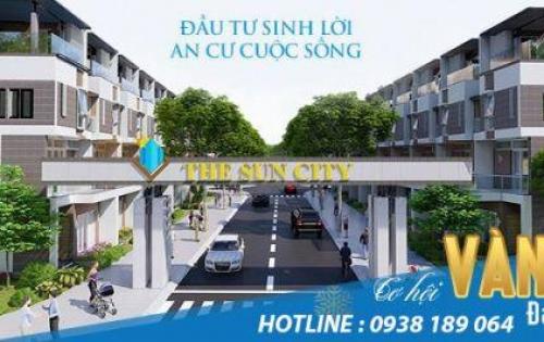 Bán đất 2 MT ,ĐT 743 và Phan Đình Giot ,ngay chợ Phú Phong, Đông Đô, thuận tiện kinh doanh buôn bán HOTLINE 0938.189.064