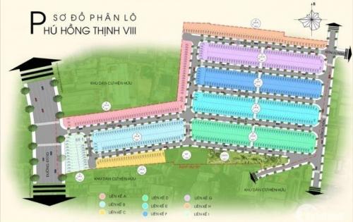Khu dân cư Phú Hồng Thịnh 8 Thuận An Bình Dương HOTLINE TƯ VẤN 0938.18.9064