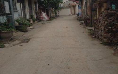 Đất thổ cư mặt ngõ 193/64 Phú Diễn, vị trí kinh doanh tốt.