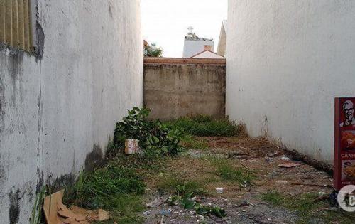 Bán lô đất cách mặt tiền đường BẾN MÔN, VT, SHR, LH: 0902869609