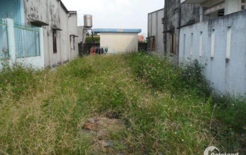 Bán lô đất 2 mặt hẻm đường lưu chí hiếu¬-p10, TP Vũng Tàu