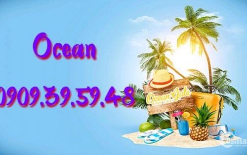 Đất nền mặt tiền HOT nhất Hồ Tràm-Bình Châu => OCEAN GATE chỉ 1,2 tỷ/nền.