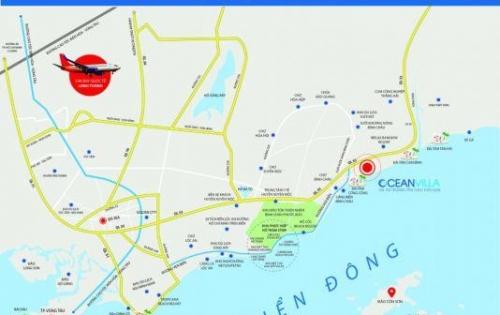 Đầu tư đất nền VEN BIỂN tại Bình Châu, Xuyên Mộc, BRVT - cách sân bay Lộc An 10 - giá chỉ 3.5tr/m2
