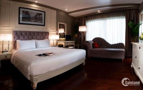 Bán Khách sạn cấp cao phố 8T Liễu Giai, doanh thu gần 200tr, 28,5 tỷ