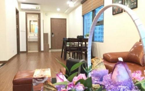 Căn hộ chung cư dt 150m2, bán 6,1 tỷ tòa 15 -17 Ngọc Khánh