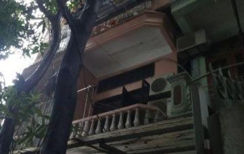 Nhà phố Đào Tấn, Ba Đình, ngõ thông rộng chỉ 65tr/m2