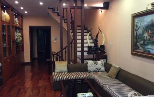 Bán nhà khu 7.2HA Vĩnh Phúc, Ba Đình kinh doanh, có vỉa hè 48m giá 8.2 tỷ