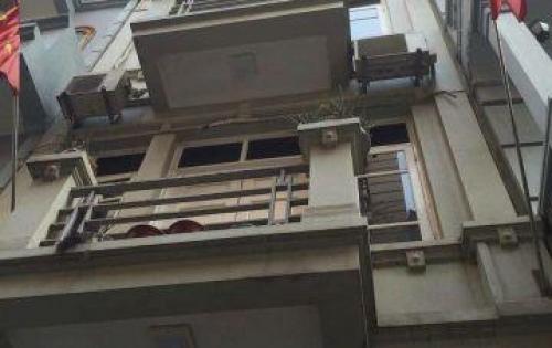 Bán nhà riêng Văn Cao, 20m ra mặt phố, ngõ thông, KD nhỏ. 5 tầng, MT 4m. Giá 3.5 tỷ