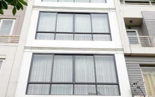 Bán nhà Liền Kề 445 Đội Cấn, Ba Đình,DT91m2x5 tầng, mặt tiền 5.5m ngõ 9m, nhà mới