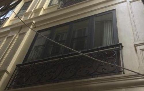 Chính chủ bán nhà riêng ngõ 279 Đội Cấn Ba Đình 7 tầng thang máy chỉ nhỉnh 6 tỷ