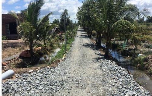 Cần bán đất dự án xây biệt thự tại Bến Lức Long An