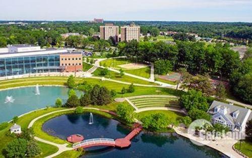 Eastern Michigan University tại Ypsilanti, Michigan