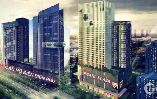 Bán 3 căn góc Siêu đẹp tại dự án mặt tiền Điện Biên Phủ