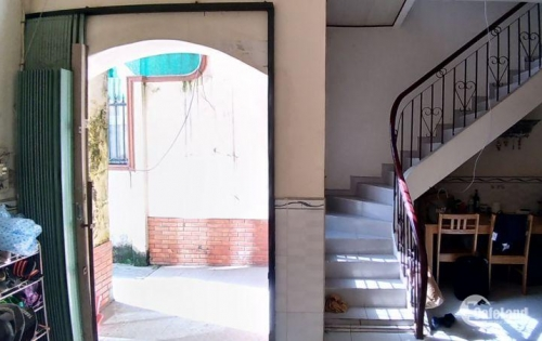 Nhà CC_2// Bình Thạnh, Chợ Bà Chiểu [70,5m2] 3,75 tỷ. 5p ra chợ Bà Chiểu, hẻm ba gác thông thoáng, yên tĩnh.