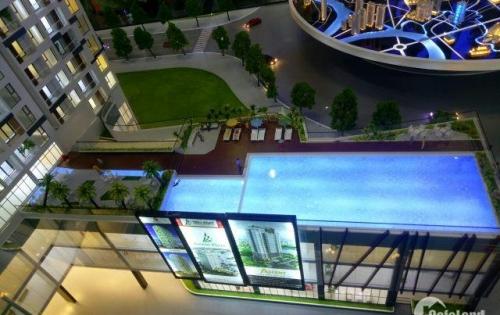 Cần bán căn hộ Bình Thạnh đường Nơ Trang Long căn 1PN giá 2 tỷ 470