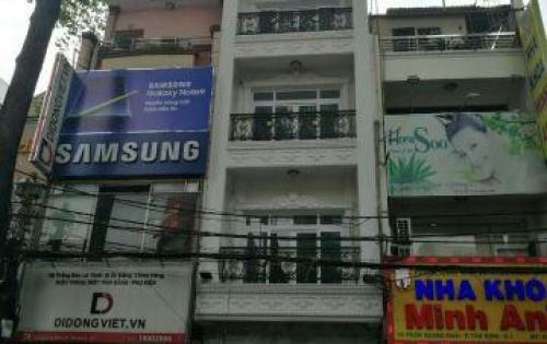 Bán nhà HXH Nguyễn Cửu Vân, P 17, Bình Thạnh, 3.8x20, 3 lầu, 9.1 tỷ