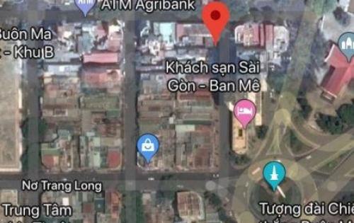 Bán nhà kinh doanh đường Hai Bà Trưng Buôn Ma Thuột, giá: 12 tỷ