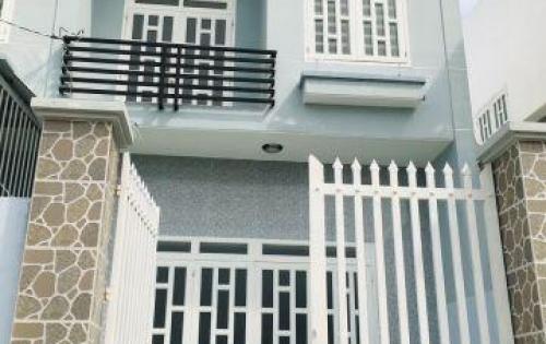 Bán nhà 1 trệt 2 lầu mặt tiền Nguyễn Trung Trực, DT 4x20m, 1.55 tỷ
