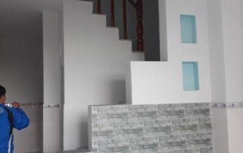 Mở bán dãy nhà mới xây, 56m2 , 640 triệu- KDC Tân Kim QL50 - Liền kề KCN Tân Kim