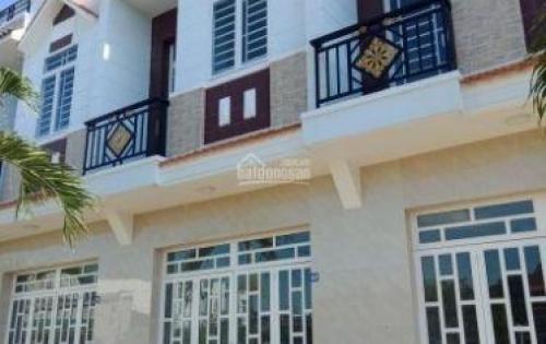 Bán gấp nhà mới ngay ngã ba Tân Kim-QL50, 80m2, 3 phòng ngủ giá 980tr, sổ hồng, tặng 2 chỉ vàng