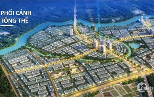 Đất Nền T&T Millennia City – Cần Giuộc Long An – 13-15tr/m2 – LH: 0938.356.086