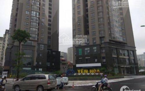 Bán căn hộ penhouse 216m2 E4 Yên hòa , mặt phố Vũ Phạm Hàm giá 8,15 tỷ LH 0984250719