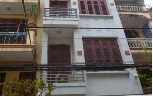 Bán nhà phố Nguyễn Khang ô tô tránh, KD vô đối 40m2 x 5T x MT4.7m LH 0968562204