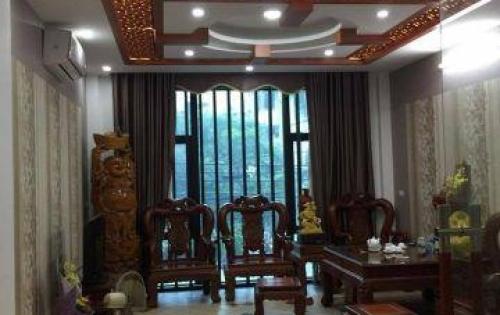 Mặt phố gần Hoàng Quốc Việt, lãi $2000 tháng,60m,8T, thang máy, 9.5 tỷ