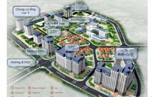 Bán chung cư giá rẻ tại Hoàng Quốc Việt, Cầu Giấy, 26tr/m2, vào tên CĐT, bàn giao 10-2018.