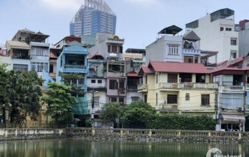 Chính chủ bán gấp nhà riêng phố Nguyễn Thị Định DTSĐ 62m2 giá 10 tỷ có TL