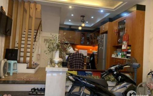 Tôi cần bán nhà phố Trần Quốc Hoàn 50m* 5 tầng, ngõ ô tô tránh, giá 7 tỷ.