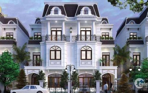 Mở bán biệt thự song lập 200m2, thiết kế hiện đại, chiết khấu ngay 4% giá trị lô đất cho khách hàng