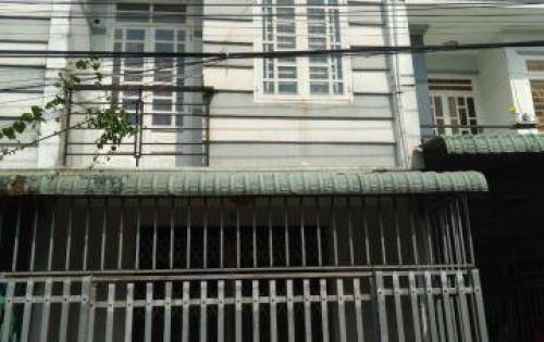 Bán nhà SC 1 lầu 1 trệt mặt Tiền đường Nguyễn Công. Giá chỉ 780 triệu !