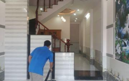 Bán nhà mới hoàn thiện trung tâm xã Dĩ An, Bình Dương giá chỉ 1,2 tỷ