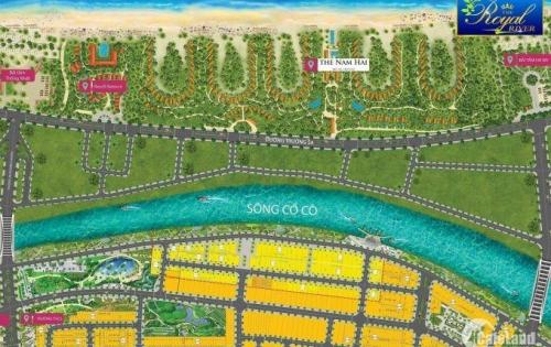 Bán nhanh lô đất dự án VEN SÔNG CỔ CÒ  vị trí đắt địa , giá chỉ từ 18 tr/m2
