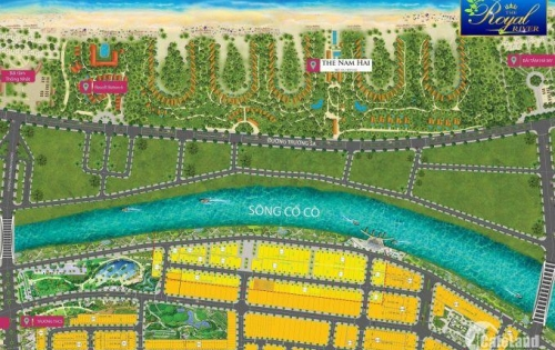 Cận tết chủ bán nhanh 10 lô đất biệt thự ven sông cổ cò - sự đầu tư mang lợi nhuận cao