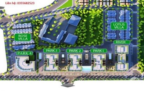 Chung cư cao cấp Eurowindow River Park, 68m2-96m2 giá từ1.2 - 1.8 tỷ, ck tới 12%. Liên hệ 0355682523