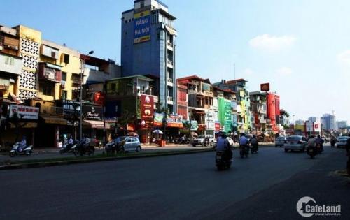 Mặt bằng kinh doanh phố Láng Hạ, lãi suất cao, gần 100m2,7 tầng, 27 tỷ