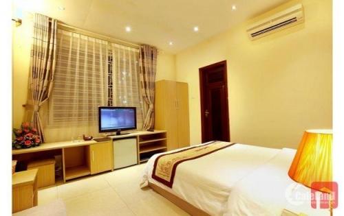 Khách sạn VIP Nguyễn Chí Thanh, gần 90m2, 8T, nội thất đẳng cấp, thang máy, 28.5 tỷ