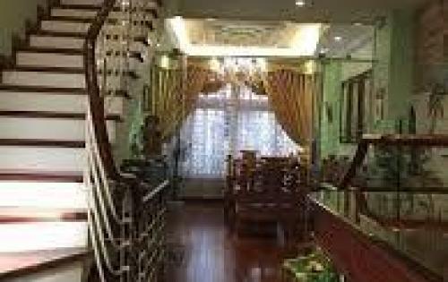 Nhà Thái Thịnh 42m2 X 5 tầng nội thất đầy đủ giá chỉ 4 tỷ 7