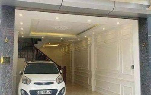 Bán nhà Ngã Tư Sở 6 tầng MT 6.4m gara ô tô giá 8.6 tỷ.