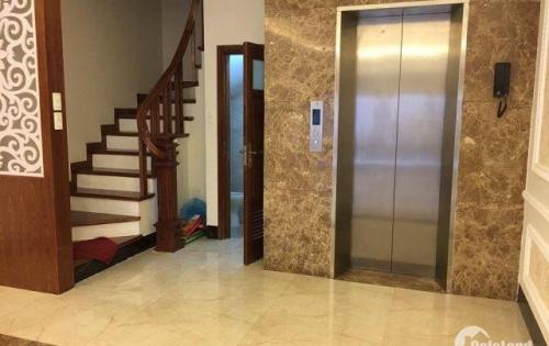 Bán nhà đẹp Hào Nam, 36m2, 6 tầng, có thang máy, ngõ đẹp. Giá 5.15 tỷ